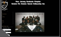 Groove Phi Groove New Jersey Graduate Chapter